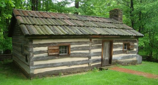 Garfield Cabin & Birthsite