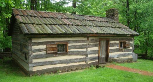 Garfield Cabin & Birthsite